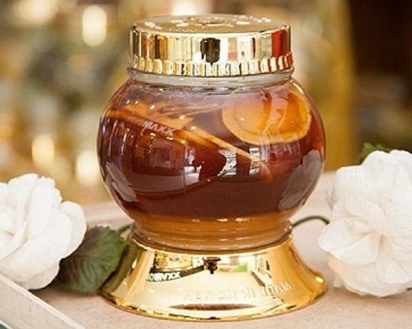 Sâm tươi ngâm mật ong là bài thuốc bồi bổ cơ thể hiệu quả