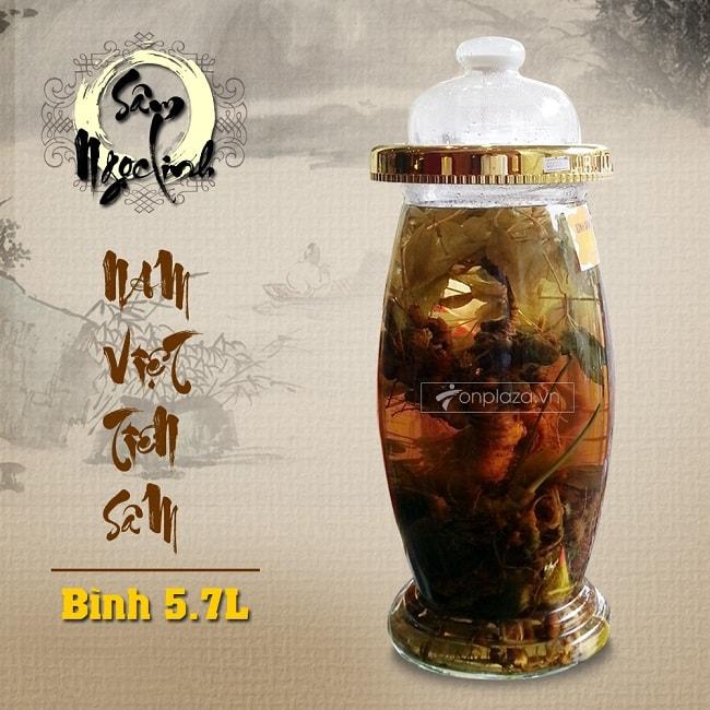 Bình Sâm Ngọc Linh KG13