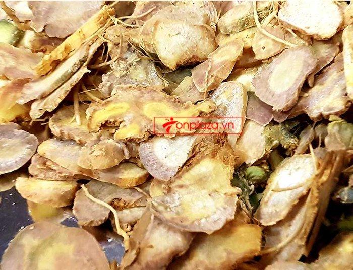 Bình sâm Ngọc Linh thái lát tẩm mật ong bình 17L NS418 6