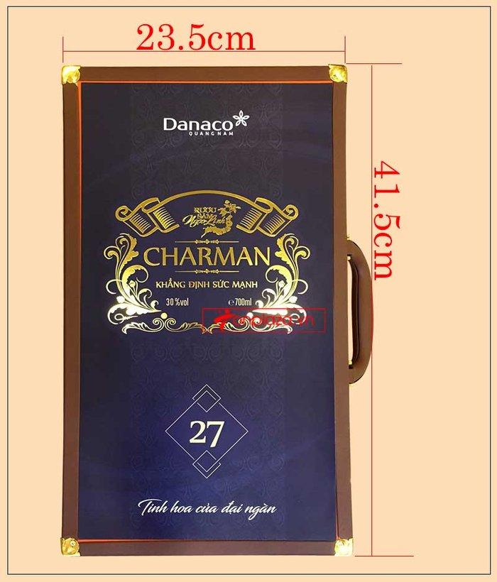 Sâm Ngọc Linh charman27 (700ml) NS668 2